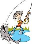 طريقة استخدام الاسماك الصغيرة كطعم حي للصيد