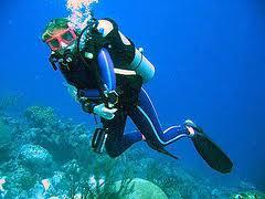الغوص - كيف تستطيع كتم النفس لأطول مده تحت الماء